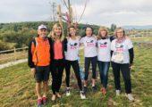 Saint-Cergues / les foulées roses – courir pour Hope