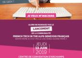 Archamps / lancement de la French Tech in the Alps Genevois