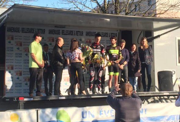 Annemasse / course cycliste Annemasse – Bellegarde