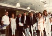 Contamine-sur-Arve / départ de Bruno Vincent, directeur du CHAL