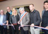 Inauguration des vestiaires et du club house et 30 ans du Football club du Vuache