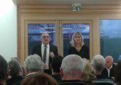 Réunion avec les maires du canton de St-Julien / Frangy / Seyssel