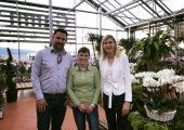 Inauguration de Gamm Vert à Valleiry