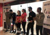Cranves-Sales / partenariat Jeunes Annema'Squash 74 et Seynod Annecy Squash