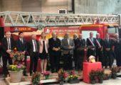 Seyssel / inauguration du centre de secours