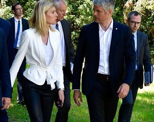 V. Duby-Muller nommée porte-parole de L. Wauquiez avec G. Platret