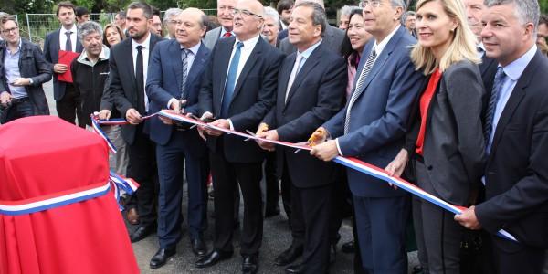 Lancement des travaux du CEVA côté français