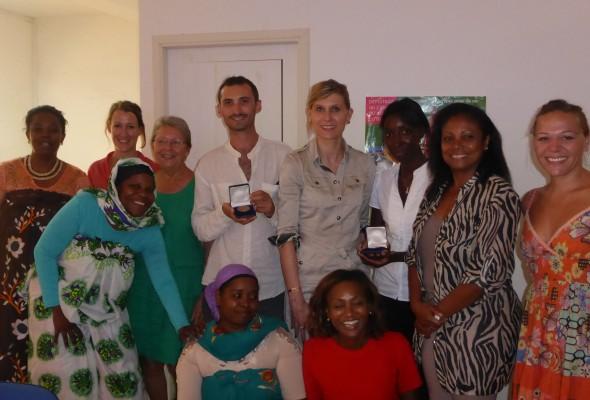 Déplacement à Mayotte avec la Délégation aux droits des femmes