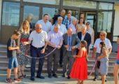 Franclens / inauguration de la rénovation de la salle des fêtes