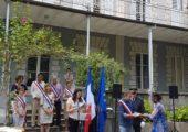 St-Julien / cérémonie de citoyenneté