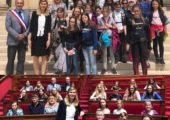 Assemblée nationale / Visite du Conseil municipal des enfants de Seyssel
