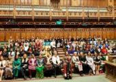 V. DUBY-MULLER représentante de la France à la conférence mondiale des femmes parlementaires
