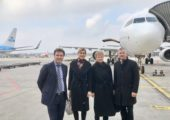 Visite de l'aéroport international de Genève