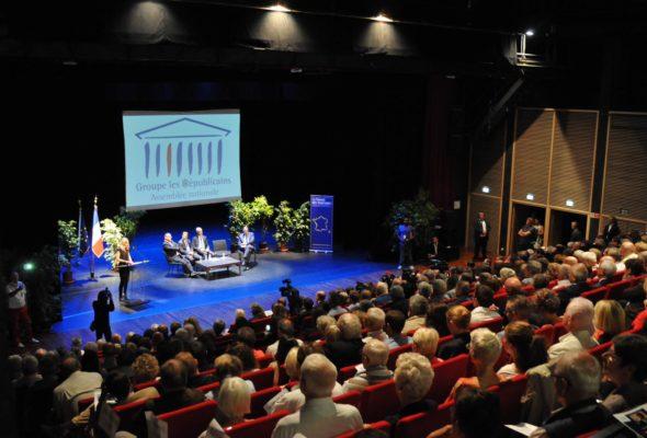 Divonne-les-Bains / Journées parlementaires du groupe Les Républicains