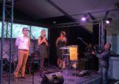 Inauguration du PETAL (pôle d'expertise tertiaire Alpes Léman) à Juvigny
