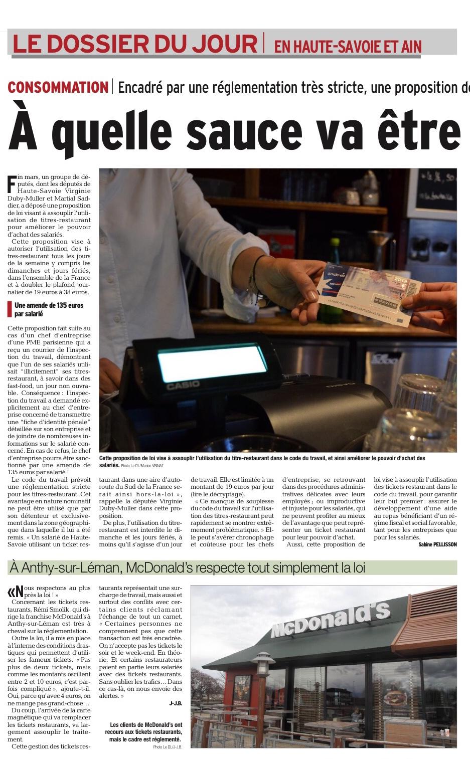 Dossier Dans Le Dauphine Libere Sur La Ppl Visant A Elargir L Usage