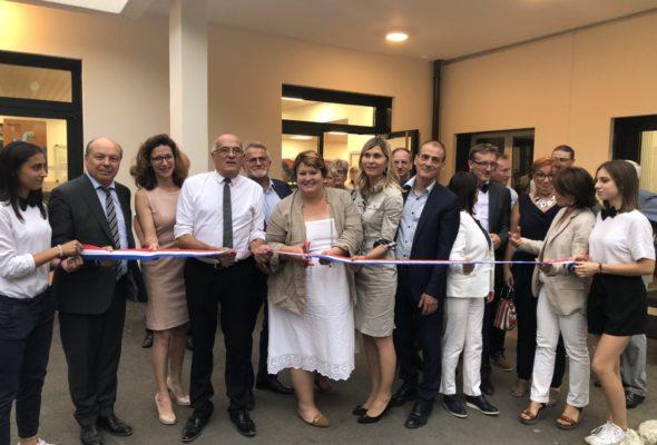 Bonne / MFR : Inauguration de la rénovation de l'espace dédié à la vie résidentielle
