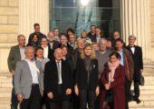 Accueil des élus de la circonscription présents à Paris dans le cadre du Congrès des maires