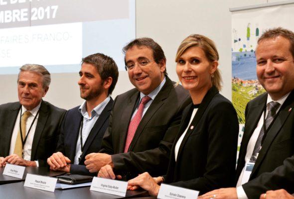Convention d'affaires Biotech et Medtech à Lausanne organisée par l'ULCC