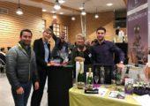 Viry / salon des producteurs de vins et des produits du terroir