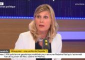 Dans l'émission «tout est politique» sur  France Info