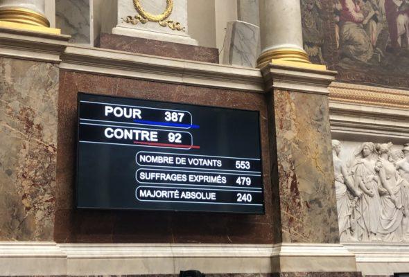 🗳Pourquoi j'ai voté POUR la proposition de loi «Anticasseurs»