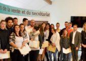 Remise des diplômes à la promotion 2017 de la MFR de Vulbens