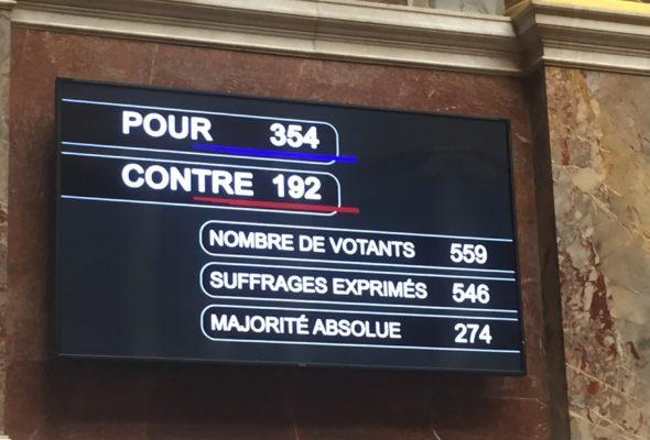 Pourquoi j'ai voté CONTRE le projet de loi de financement de la sécurité sociale ?