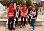 Annemasse / journée nationale de la Croix rouge