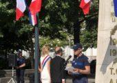 Annemasse / cérémonie du 14 juillet