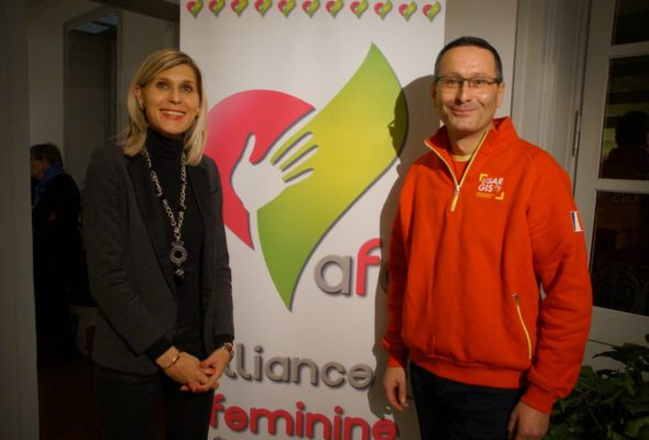 Conférence pour l'Alliance féminine du Genevois avec Jean-Paul Bosland