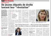 De jeunes députés de droite lancent leur «révolution» (DL)