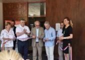 Collonges-sous-Salève / inauguration de l'immeuble Le Frontalys