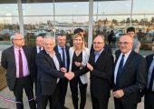 Inauguration de BioFrais Et GrandFrais à Saint-Julien-en-Genevois