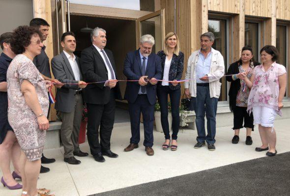 Beaumont / Inauguration du Groupe scolaire Beaupré