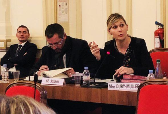 Au conseil départemental pour le vote du Budget primitif 2019