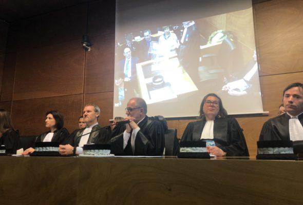 Cérémonies de vœux des autorités judiciaires