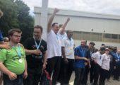 Annemasse / tournoi de pétanque organisé par LISA #SportAdapte