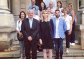 Visite de l'Assemblée nationale par les élus du Conseil municipal de Vulbens