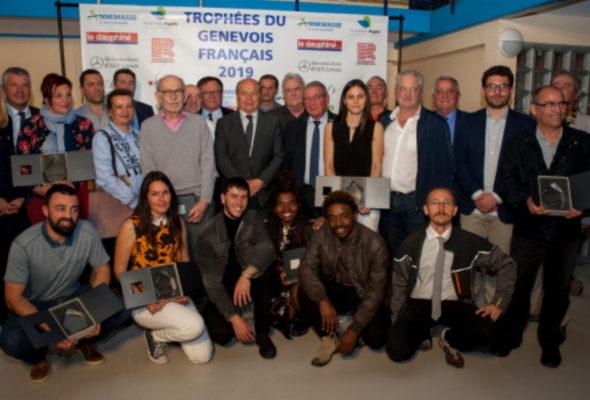 Annemasse / trophées du Genevois organisés par le Dauphiné Libéré