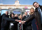 Annemasse / lancement du compte à rebours du Léman Express