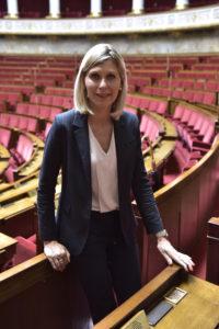 26 juin 2017 : Virginie Duby-Muller, Haute-Savoie 74 - 04 Hémicycle, début de la XVe législature 4