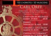 Collonges-sous-Salève / Concert Carmina Burana