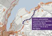 Contribution à l'enquête publique sur la liaison autoroutière Machilly-Thonon