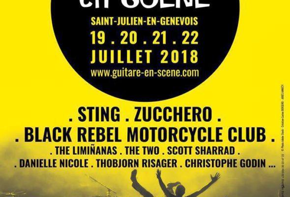St-Julien-en-Genevois / encore une belle édition duFestival Guitare en scène