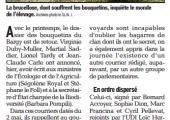 Bargy – Bouquetins malades / Les parlementaires à l'offensive (DL)