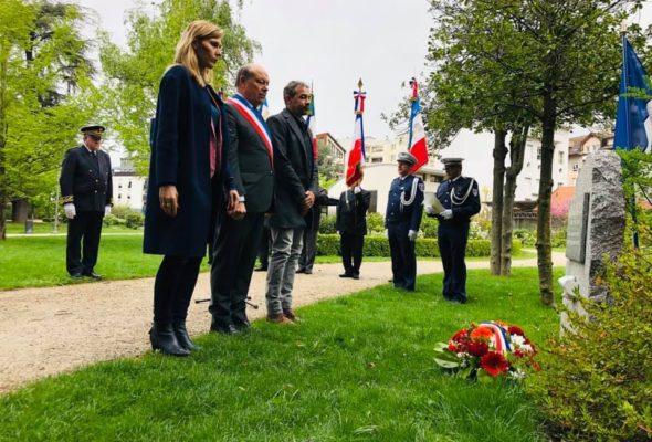 Annemasse / Journée de la Déportation : 74ème anniversaire de la libération des camps de concentration et d'extermination nazis