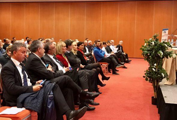 Assemblée générale du Groupement transfrontalier européen à Archamps