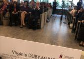 """Conférence organisée par le Conseil national des Barreaux sur le thème """"Droits des femmes : l'égalité vecteur de croissance. L'exemple de l'Ethiopie »."""