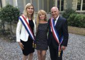 Saint-Julien-en-Genevois / cérémonie d'accueil dans la citoyenneté